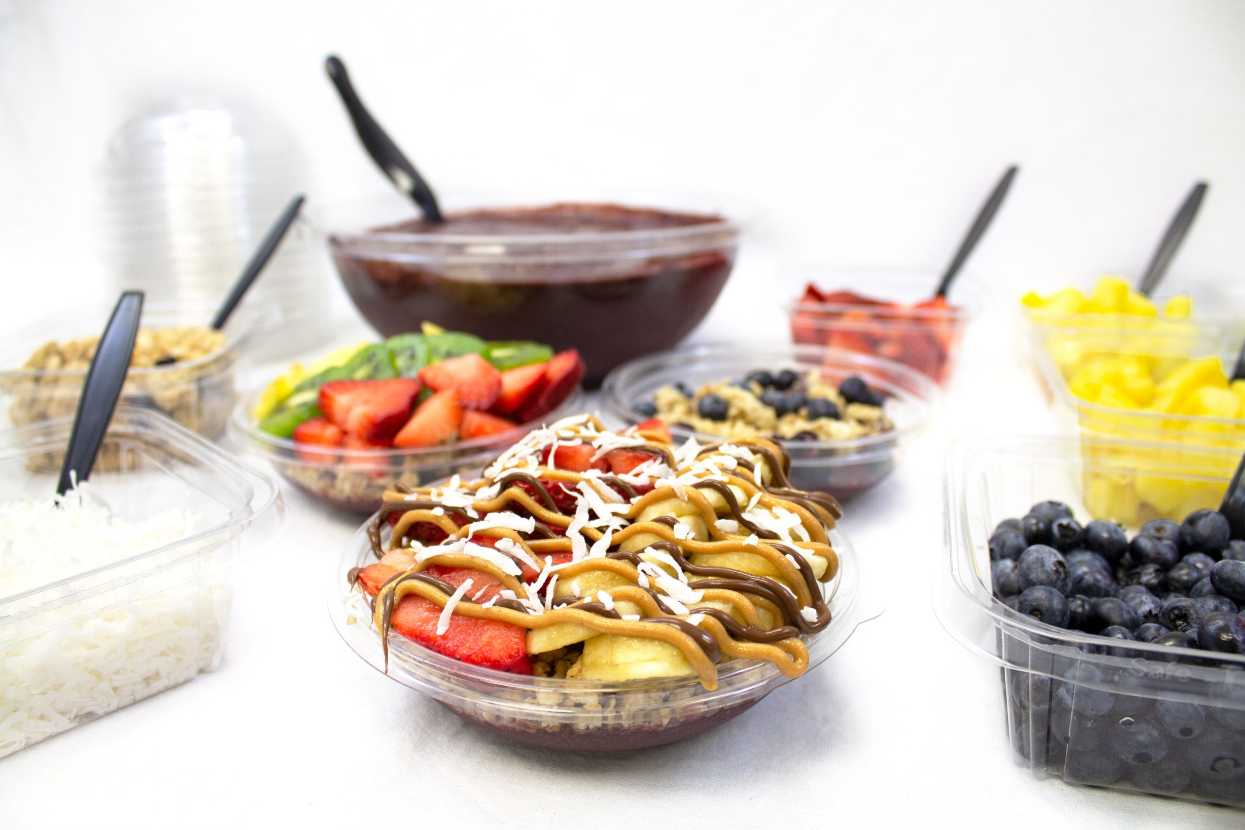 Catering Frutta Bowls