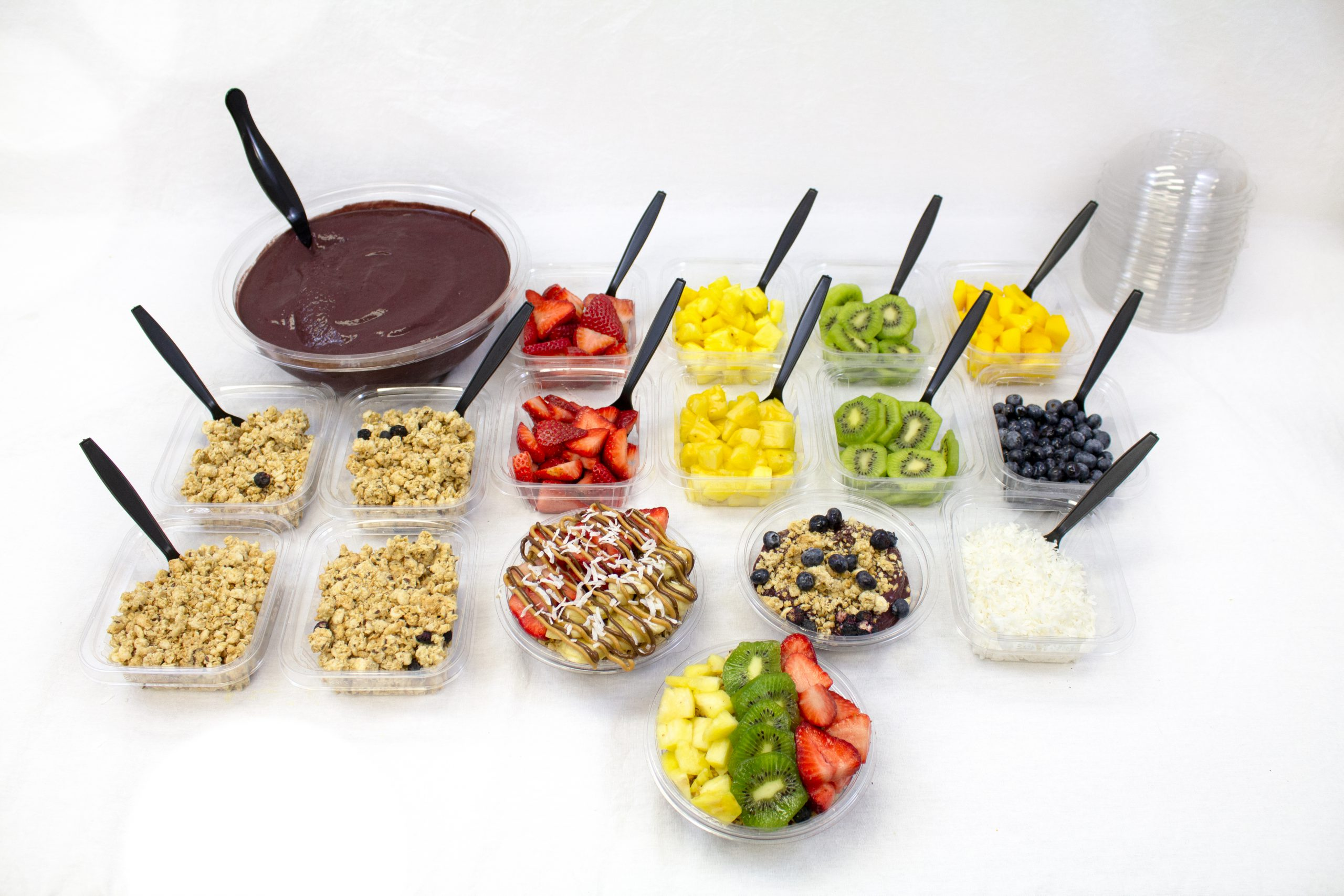 Catering Options Frutta Bowls