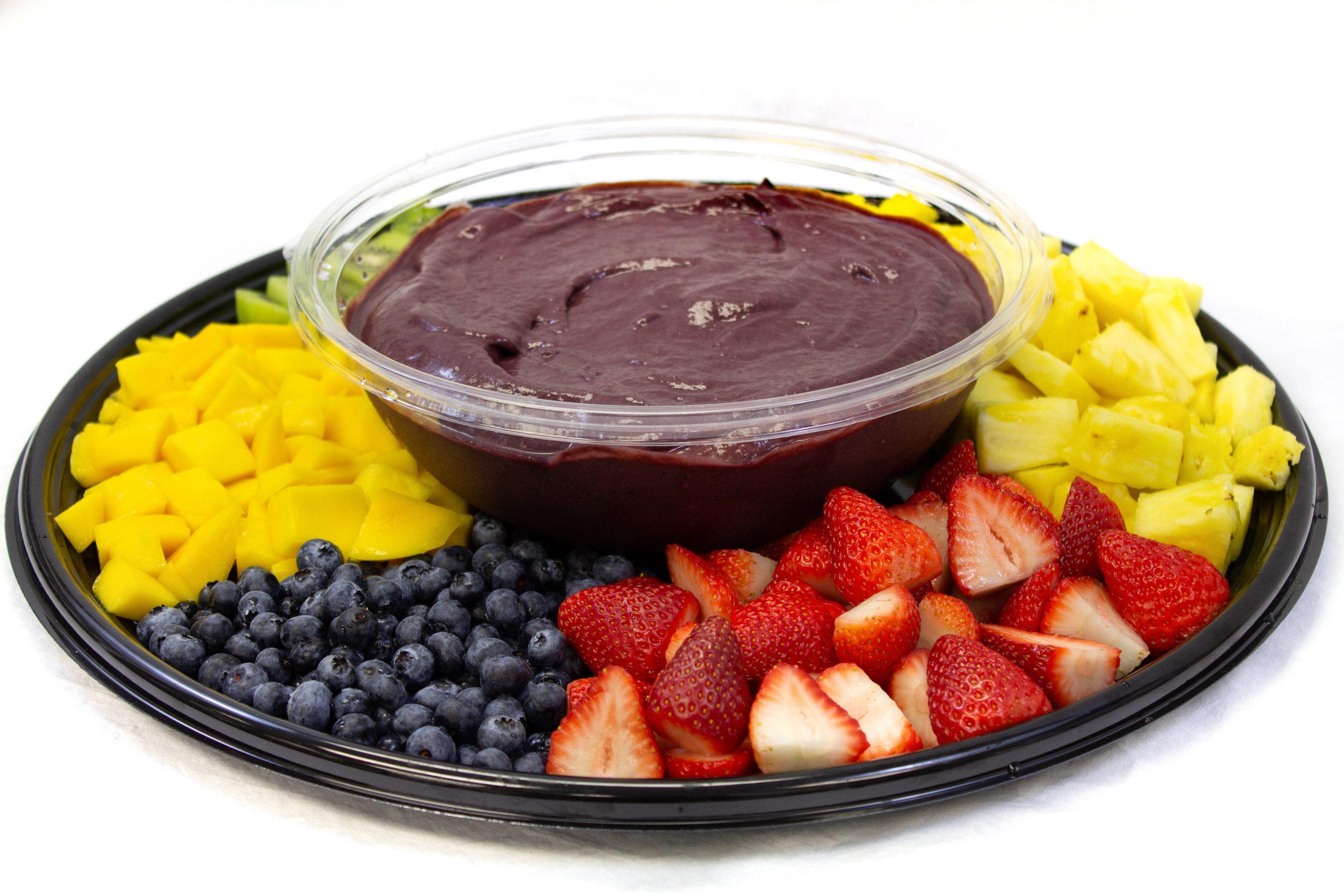 Catering Tray at Frutta Bowls
